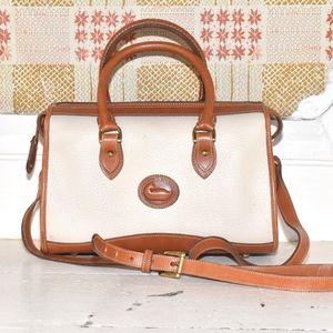 Vintage DOONEY & BOURKE Made in USA Leather BAG